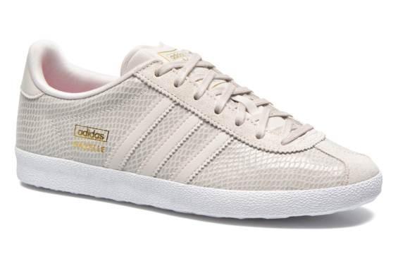 adidas gazelle femmes 40 beige