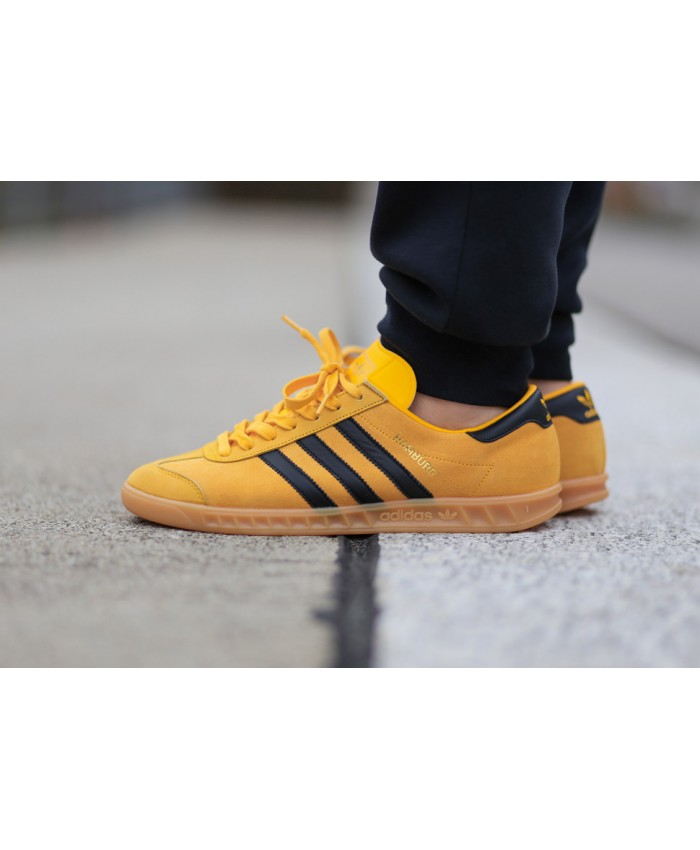 adidas original jaune