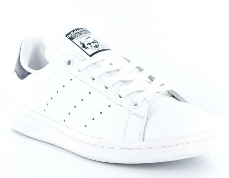 adidas stan smith femme noir et blanche