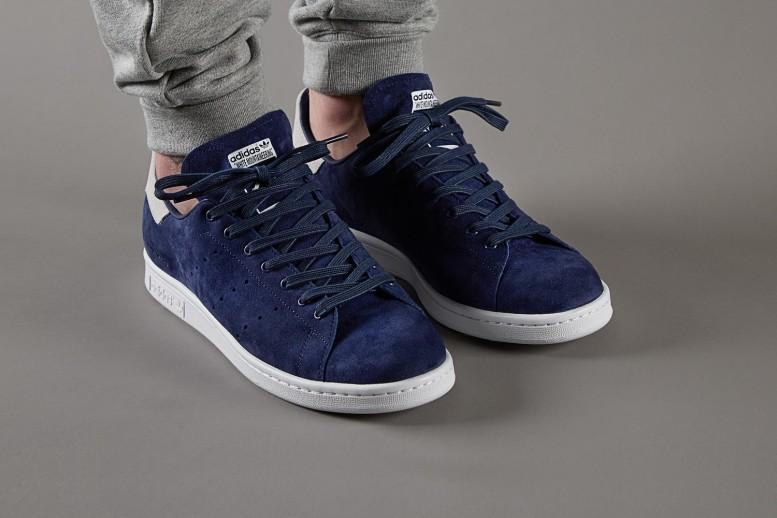 info pour 78ea1 92c64 adidas stan smith gris daim
