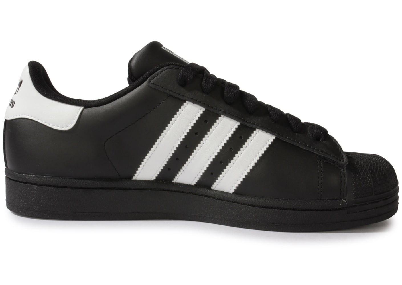 adidas superstar homme noir et blanc