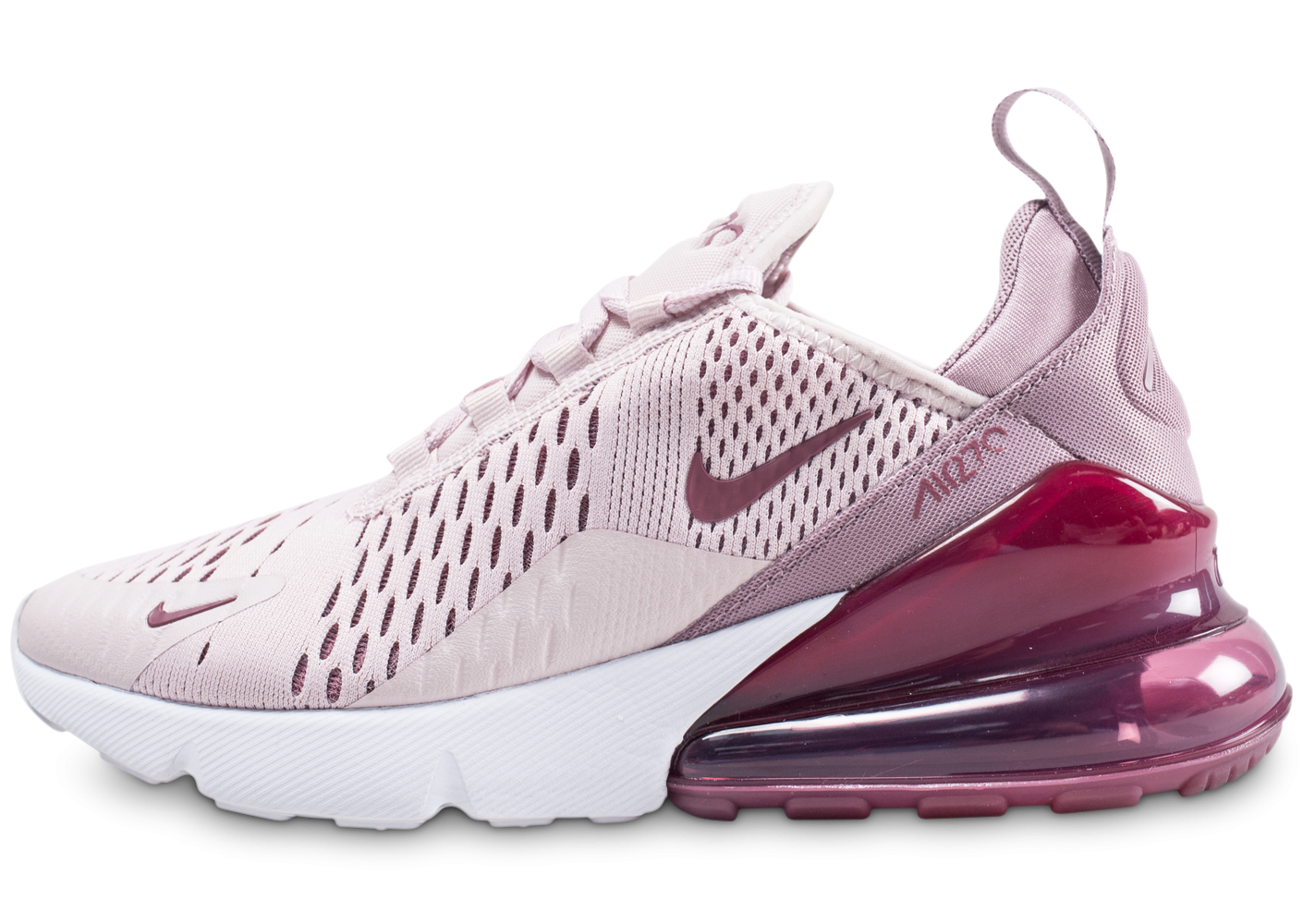 super populaire 91daa 2a1aa air max 270 rose et blanche
