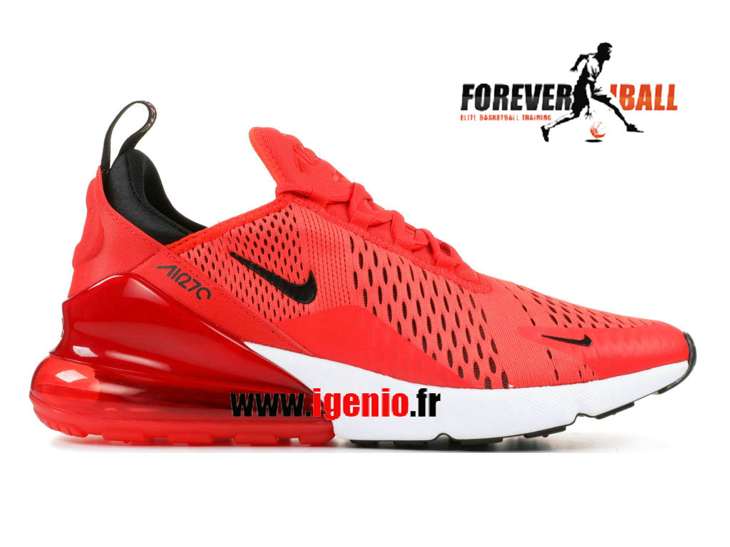 chaussure homme nike air max 270 rouge noir