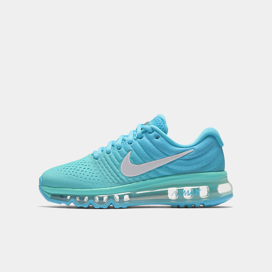 air max fille bleu turquoise