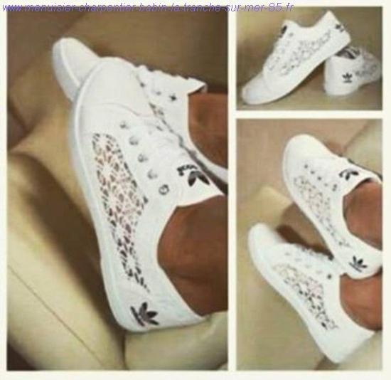 adidas chaussure en toile