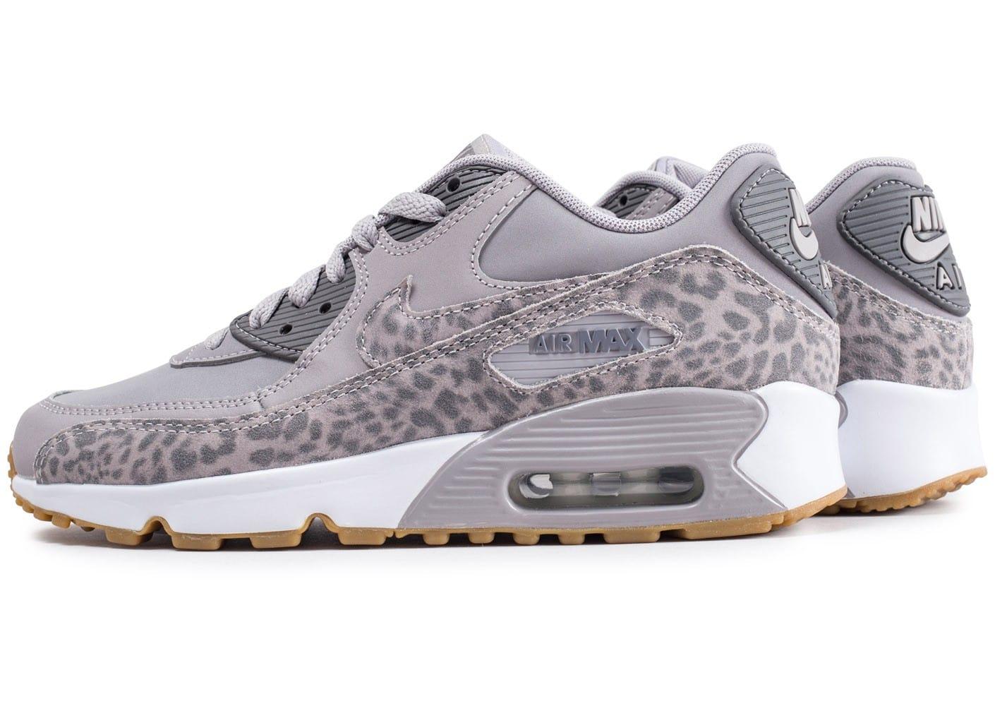 chaussur nike leopard air max