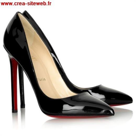 chaussure christian louboutin femme