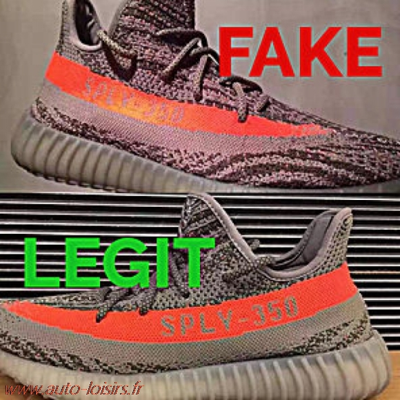 fausse yeezy boost