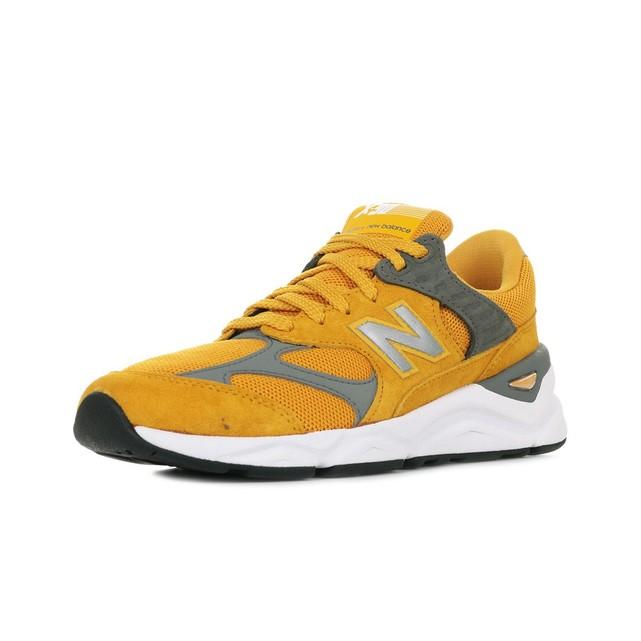 new balance jaune et gris