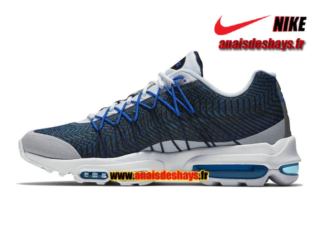 nike air max 95 jacquard bleu
