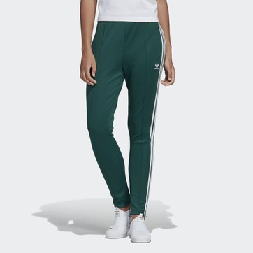 jogging vert adidas femme