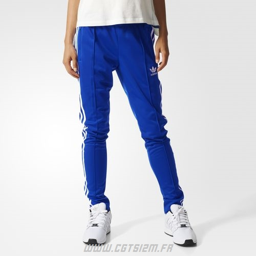 jogging bleu adidas homme